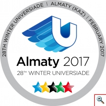 Universiada 2017 logotip